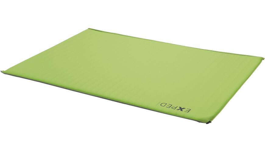 Exped SIM Lite Duo UL Mat 3.8 Neon green